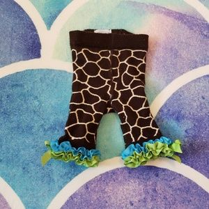 30% Off Bundles Mud Pie Giraffe Baby Girl Legging